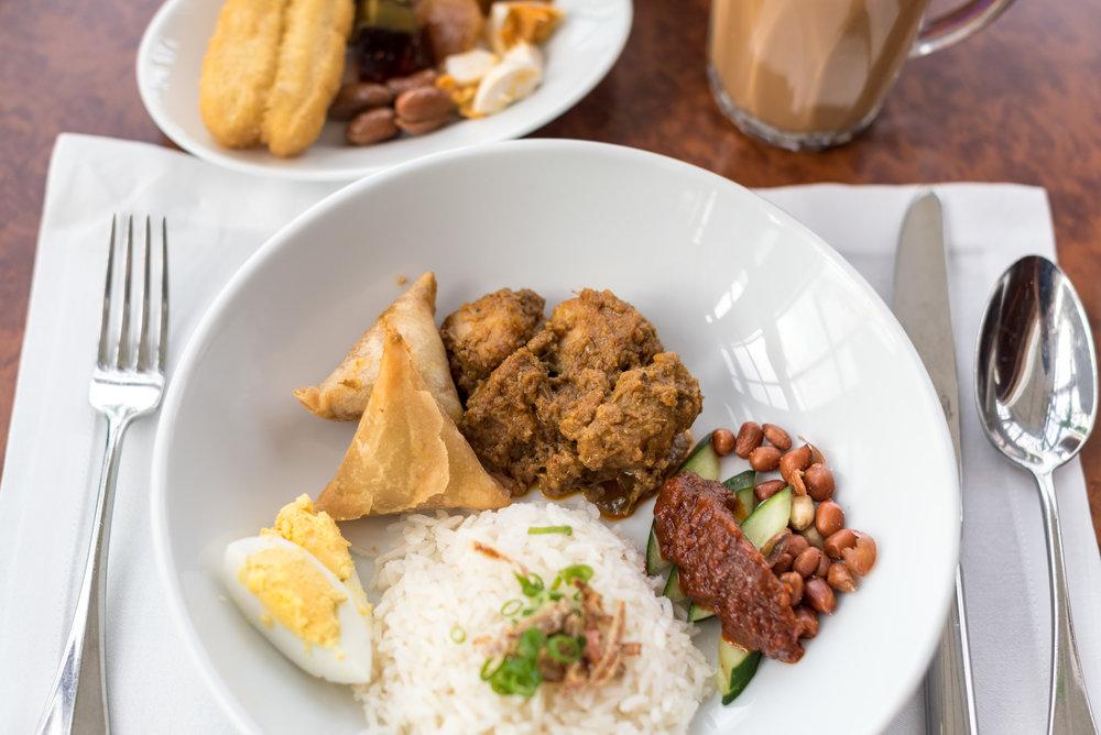 Buffet Breakfast  THIRTY8 - Grand Hyatt Kuala Lumpur