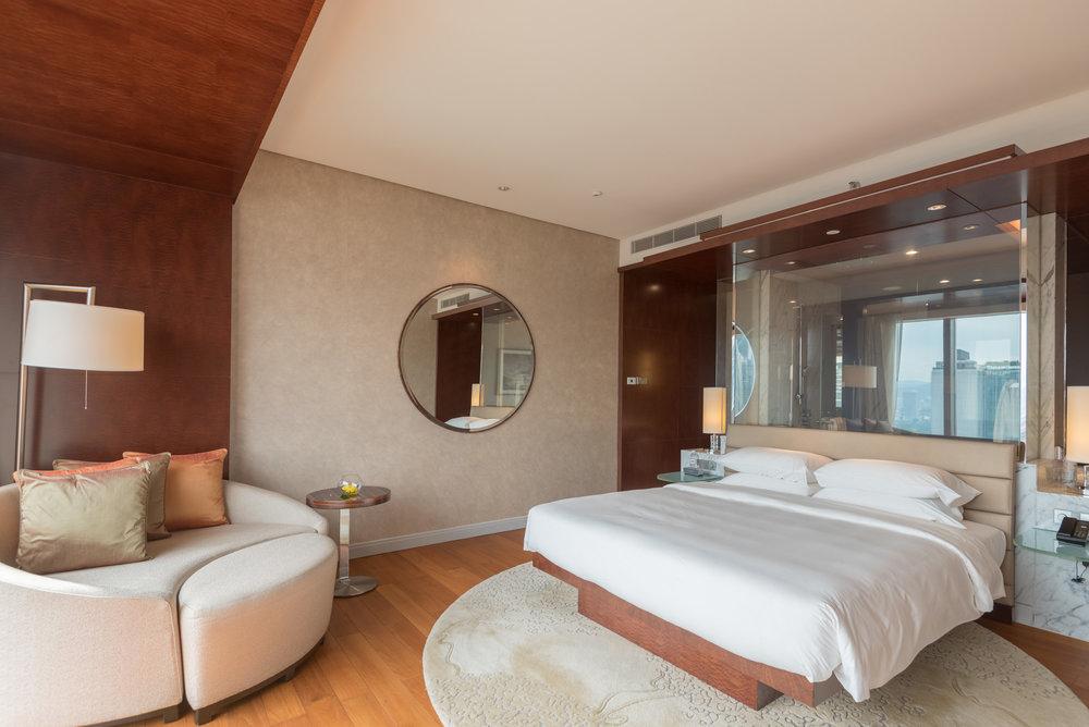 Bedroom  Grand Executive Suite - Grand Hyatt Kuala Lumpur