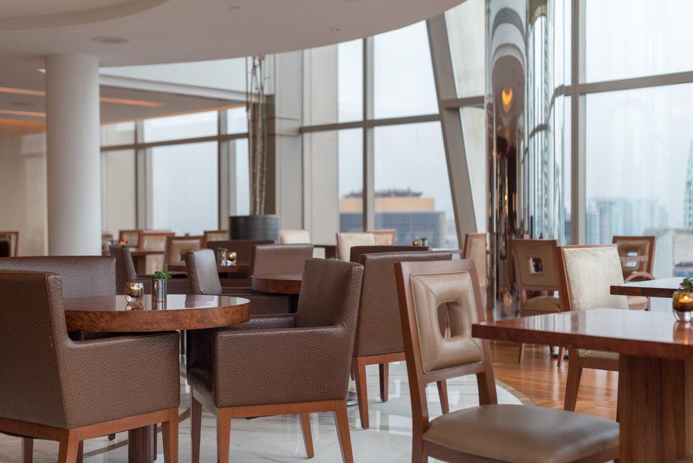 Seating Area  Grand Club - Grand Hyatt Kuala Lumpur