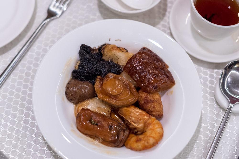 Longevity Poon Choi  Wah Lok Cantonese Restaurant - Carlton Hotel Singapore