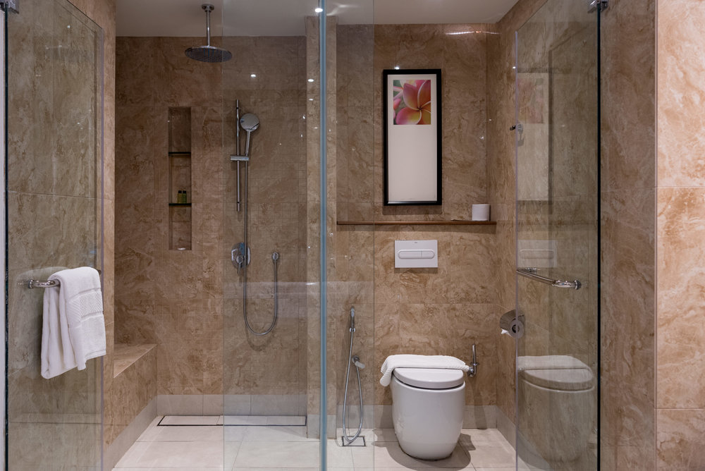 Bathroom  One Bedroom Suite - Amari Johor Bahru