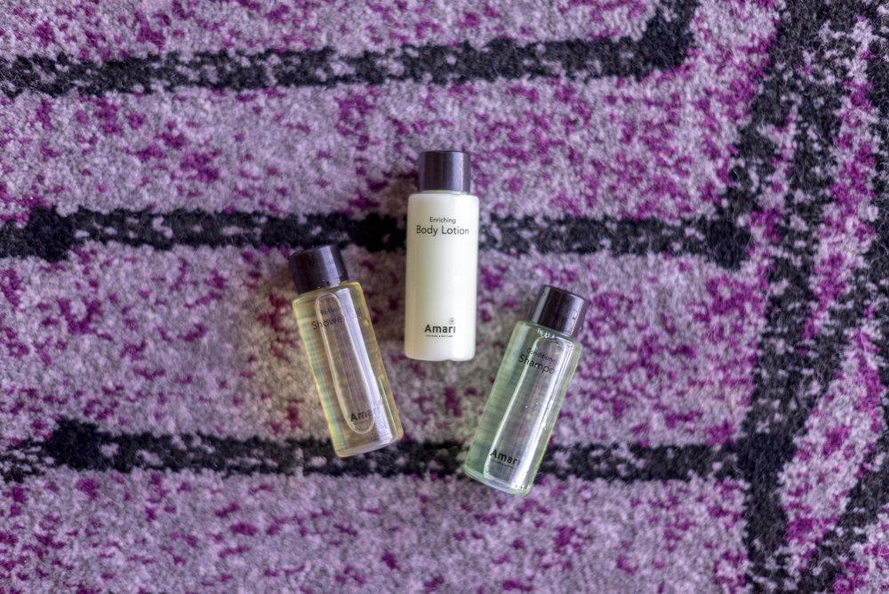In-house Branded Bath Amenities  One Bedroom Suite - Amari Johor Bahru