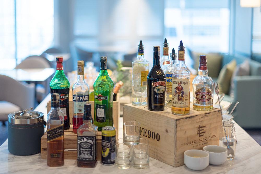Evening Cocktails and Canapés   Executive Lounge - Amari Johor Bahru