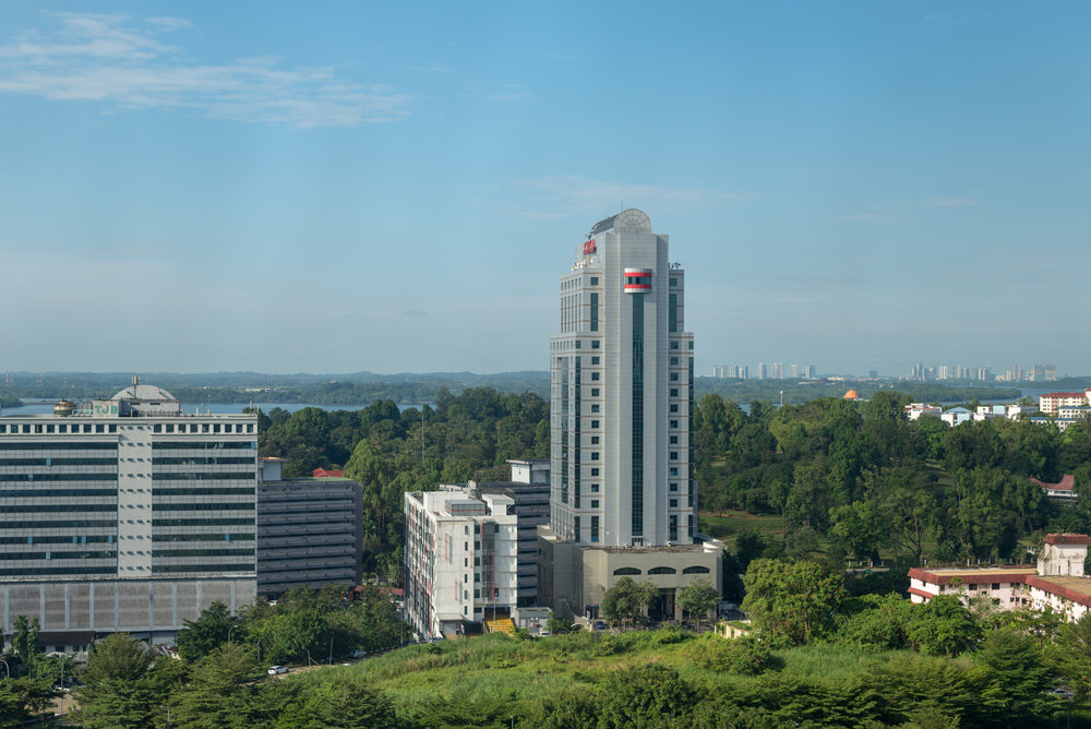 View from Balcony  One Bedroom Suite - Amari Johor Bahru