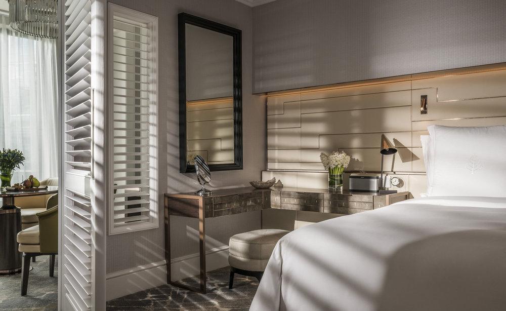 Four Seasons Executive Suite | Photo Credit: Four Seasons Hotel Singapore