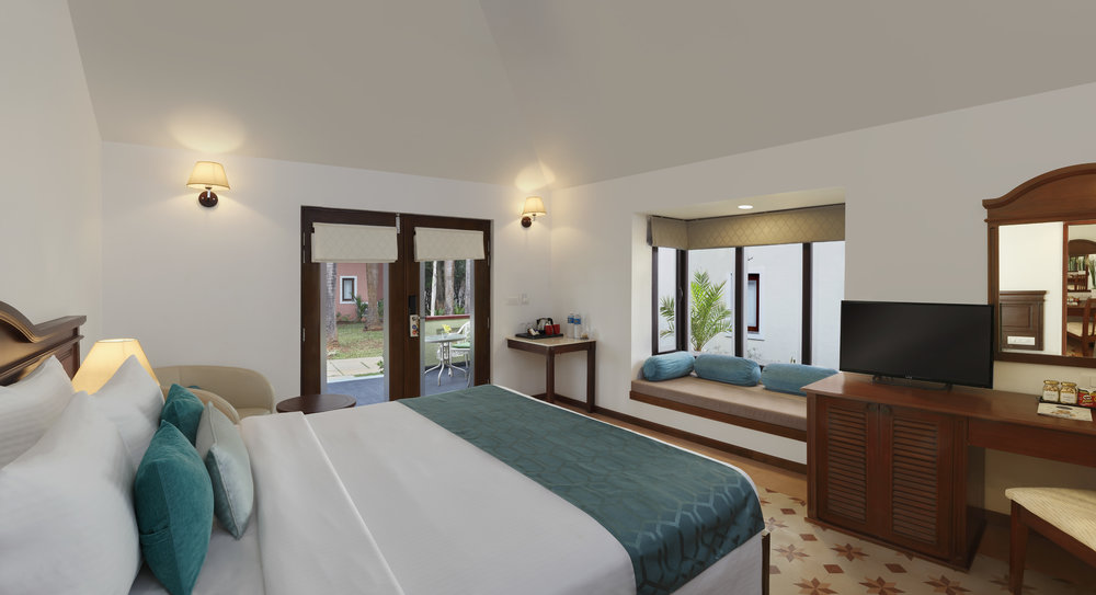 Boutique Room | Photo Credit: Novotel Goa Dona Sylvia Resort