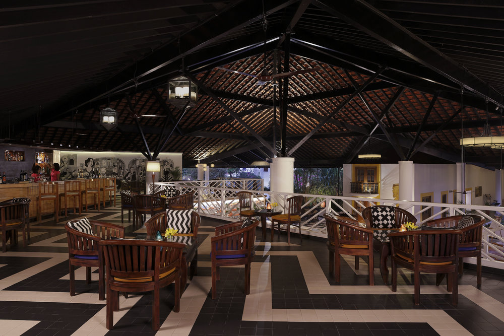 Amalia Bar | Photo Credit: Novotel Goa Dona Sylvia Resort