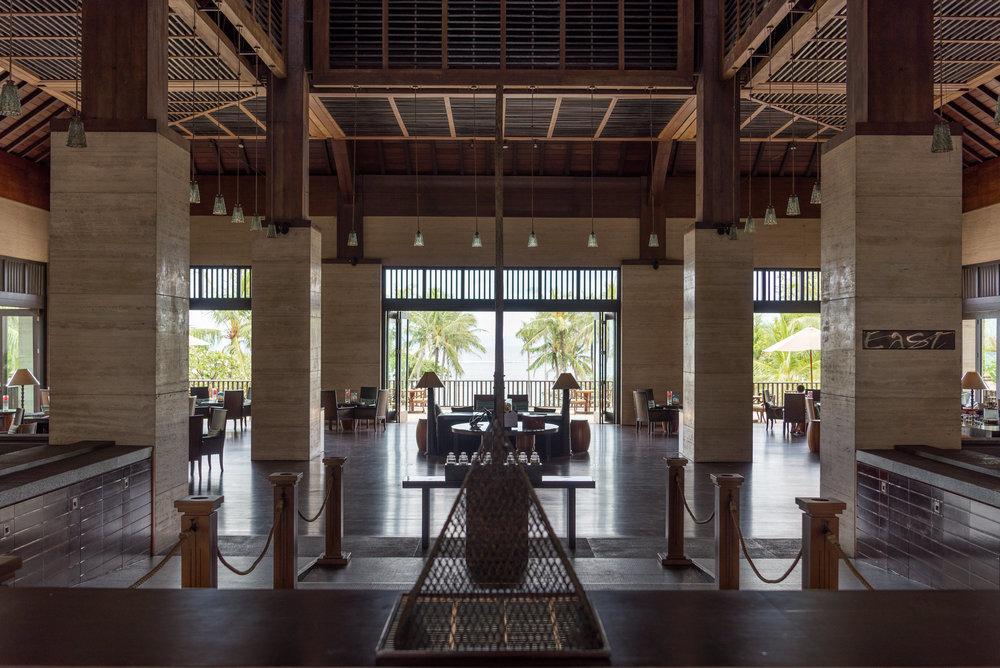 Hotel Lobby (Main)  Conrad Bali