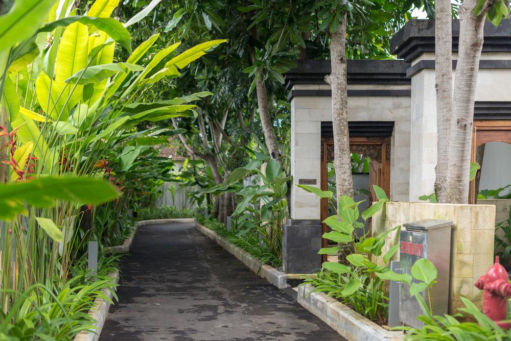 Pool Villa  Conrad Bali