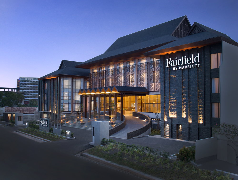 Photo Credit: Fairfield by Marriott Belitung