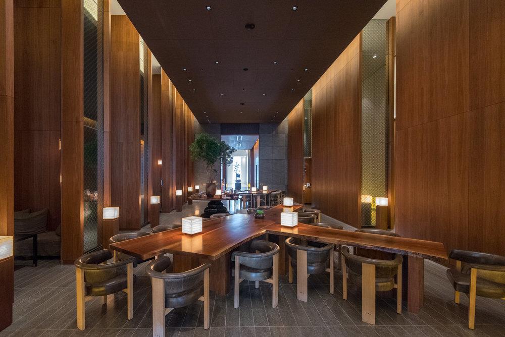 Andaz Lounge  Andaz Tokyo Toranomon Hills