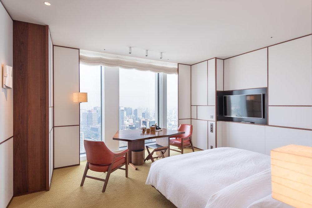 Bedroom  Andaz King Room - Andaz Tokyo Toranomon Hills