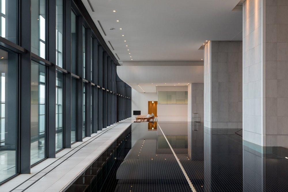 Indoor Swimming Pool  Andaz Tokyo Toranomon Hills