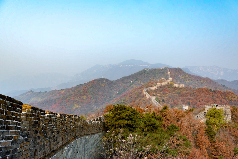 Great Wall of China (Mutianyu)