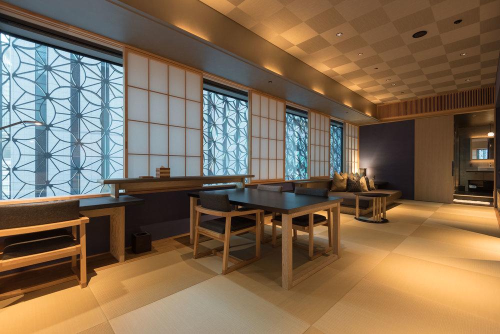 Living Area  Kiku - HOSHINOYA Tokyo