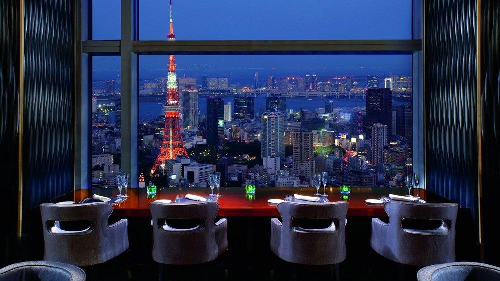 Photo Credit:The Ritz-Carlton, Tokyo