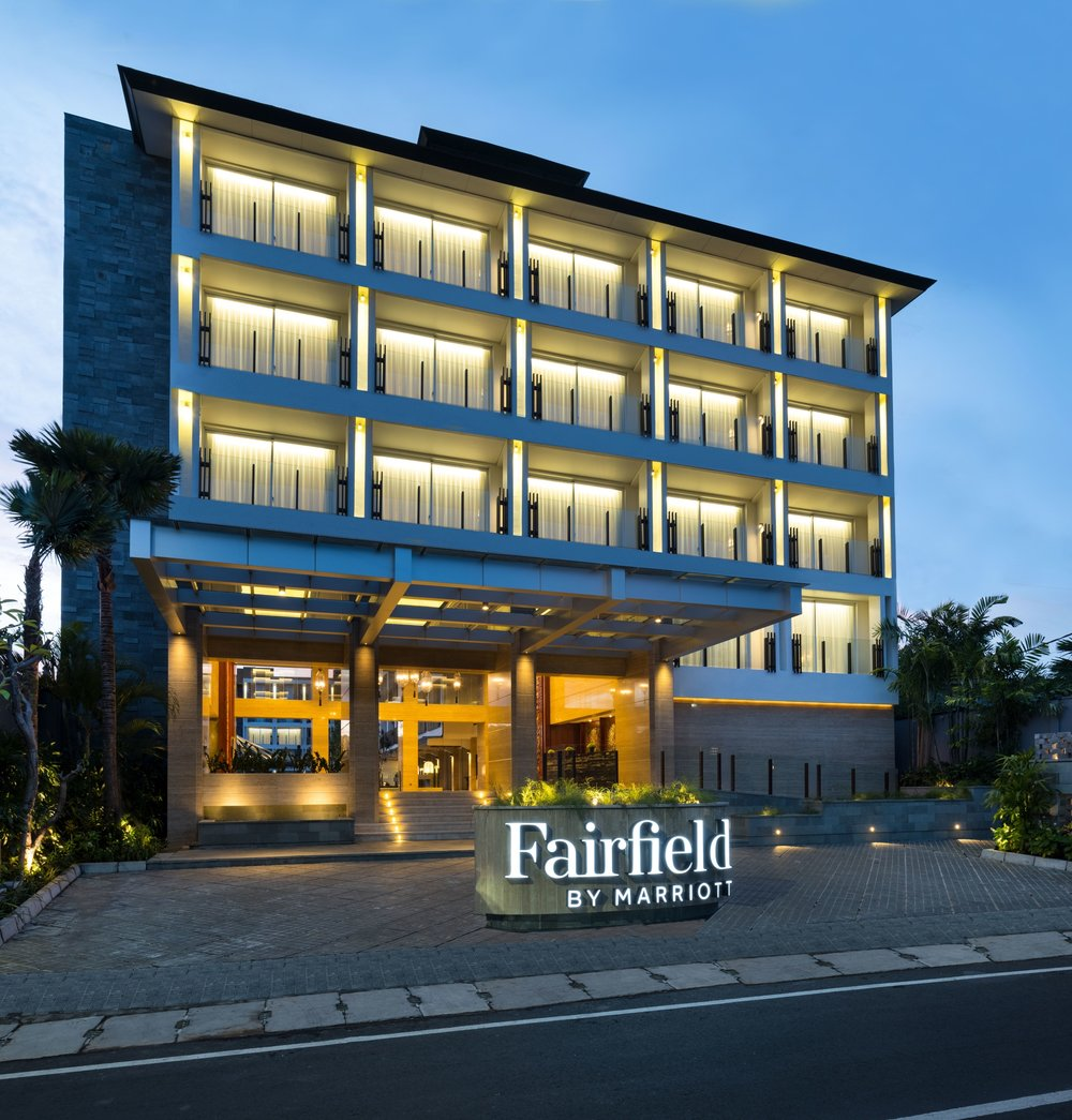 Photo Credit: Fairfield by Marriott Bali Legian