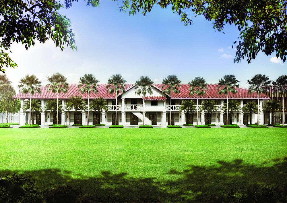The Barracks Hotel | Photo Credit: Far East Hospitality