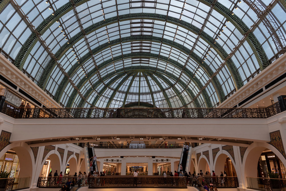 Shopping Centre  Mall of the Emirates