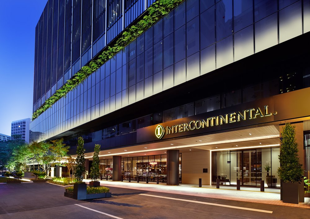 Photo Credit: InterContinental Singapore Robertson Quay
