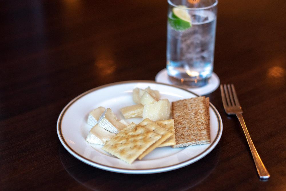 Evening Cocktails and Canapés  Regency Club Lounge - Hyatt Regency Tokyo