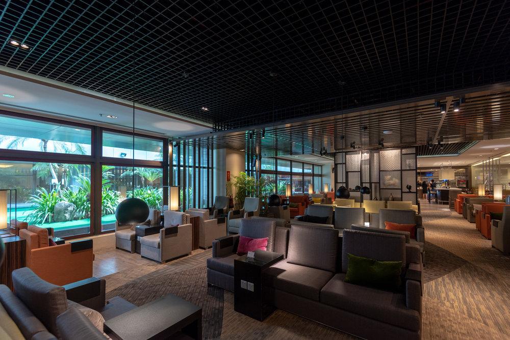 Seating Area  dnata Lounge (Terminal 1) - Changi Airport (SIN)