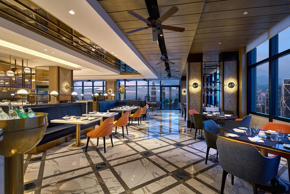 Horizon Grill | Photo Credit: Banyan Tree Kuala Lumpur