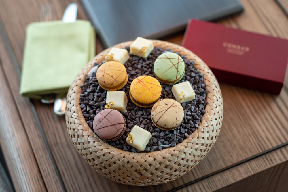 VIP Welcome Amenity  Centennial Suite - Conrad Centennial Singapore