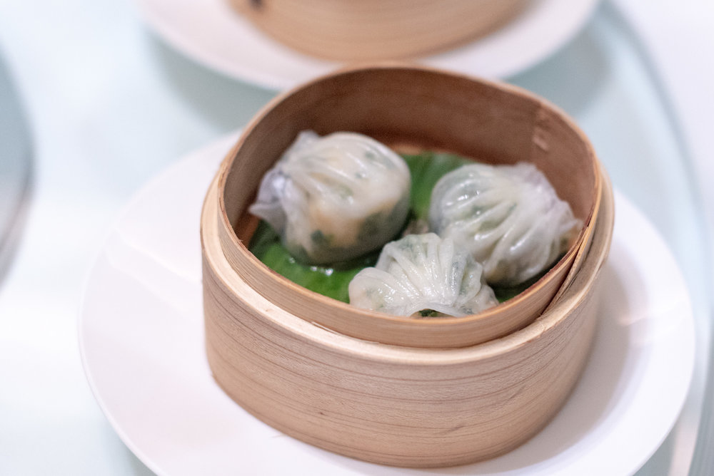 Chinese Chive Dumpling (S$8++)