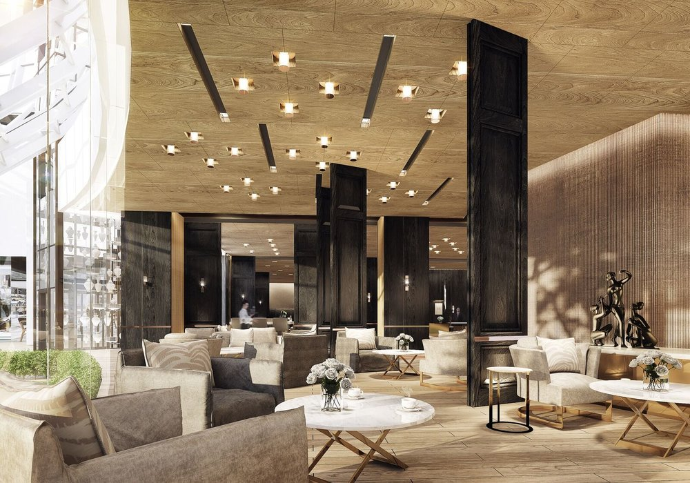 Lobby Lounge | Photo Credit:Hyatt Regency Bangkok Sukhumvit