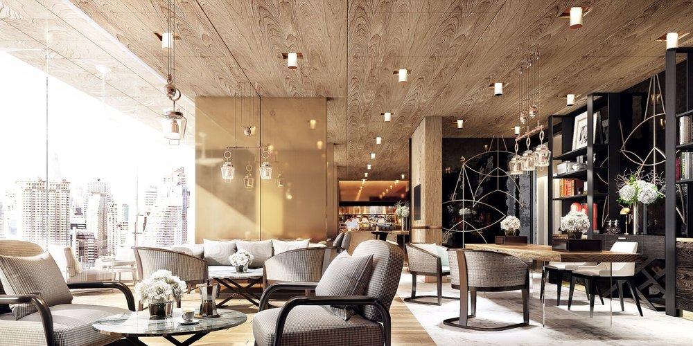 Regency Club Lounge | Photo Credit: Hyatt Regency Bangkok Sukhumvit
