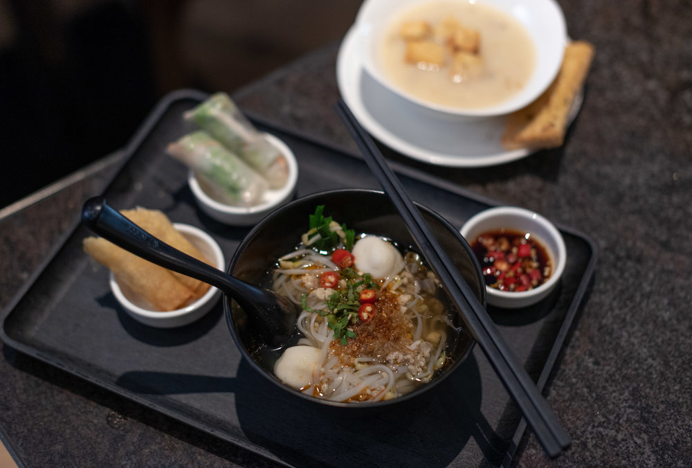Decent Selection of Food  Plaza Premium Lounge - Siem Reap International Airport (REP)