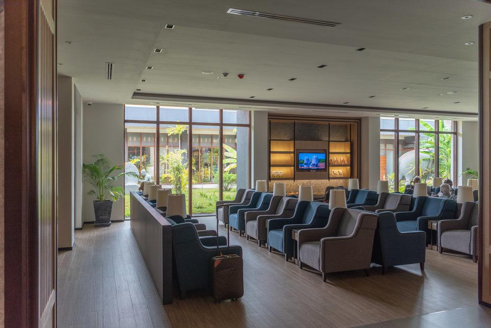 Seating Area  Plaza Premium Lounge - Siem Reap International Airport (REP)