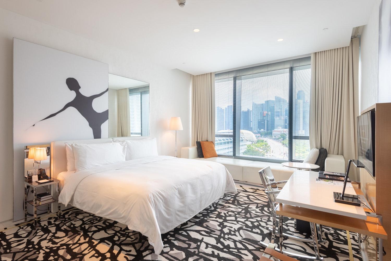 Hotel Review Jw Marriott Hotel Singapore South Beach Premier