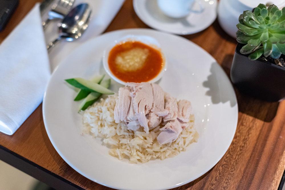 Buffet Breakfast  Beach Road Kitchen - JW Marriott Hotel Singapore South Beach
