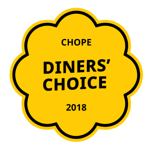 100 Extra Chope-Dollars for Reservations Until 7 October 2018 - No Cap!