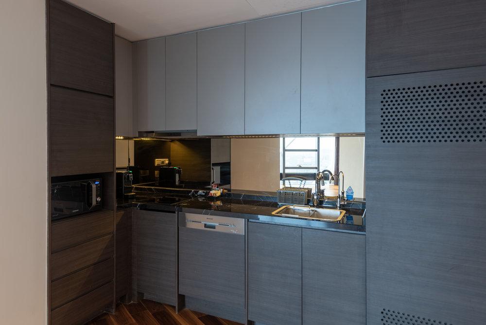Pantry Area  One Bedroom Skyline Suite - Element Kuala Lumpur