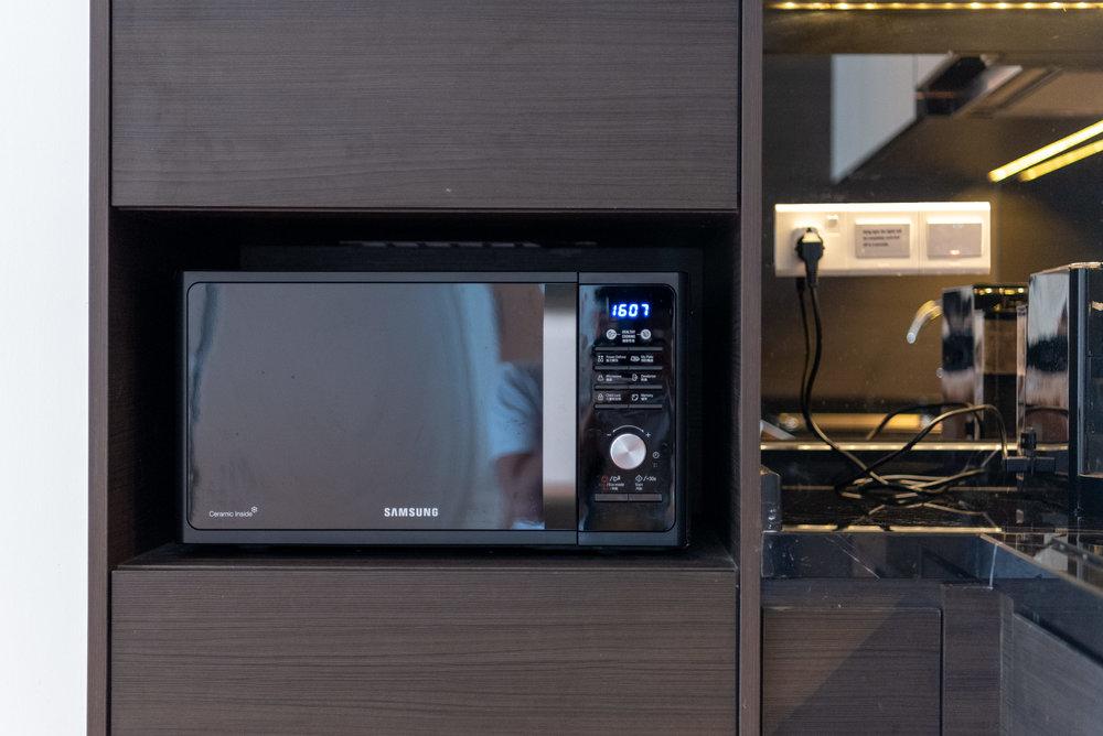 Microwave  One Bedroom Skyline Suite - Element Kuala Lumpur