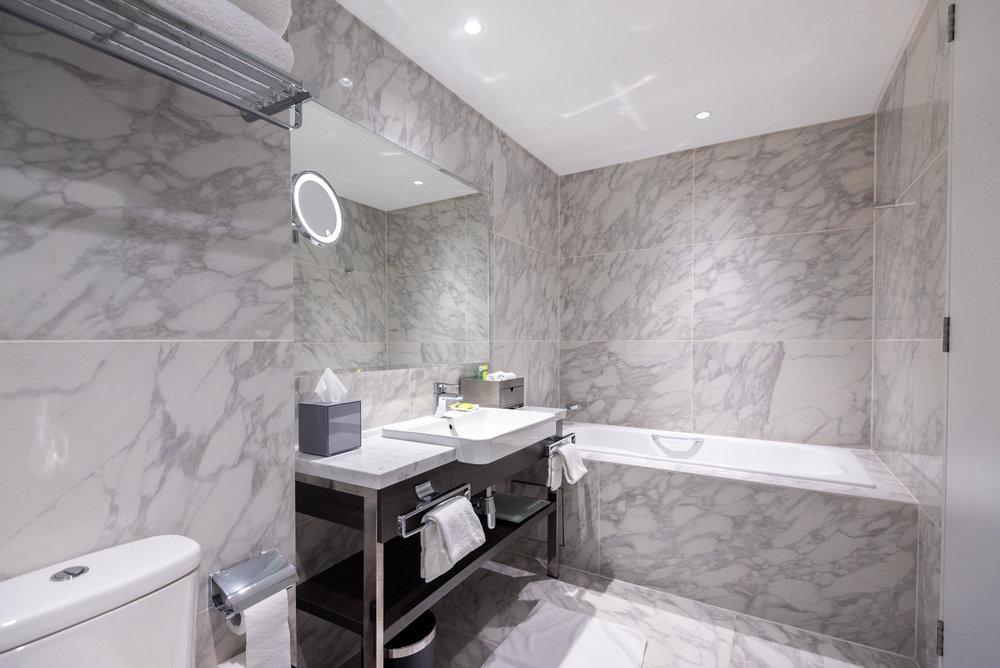 Bathroom  One Bedroom Skyline Suite - Element Kuala Lumpur