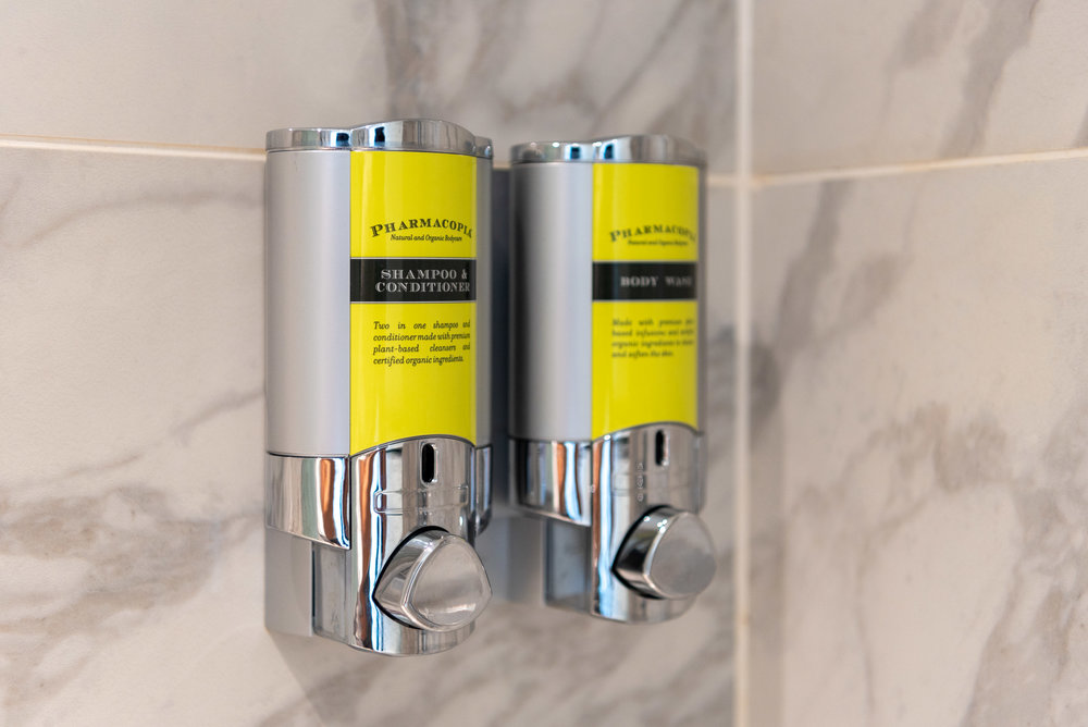 Bath Amenities from Pharmacopia  One Bedroom Skyline Suite - Element Kuala Lumpur