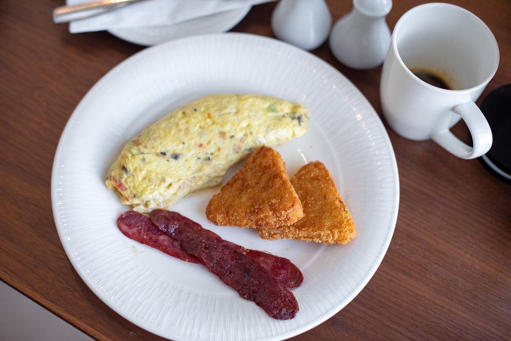 Buffet Breakfast  TRACE Restaurant and Bar - Element Kuala Lumpur