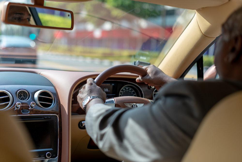 Bentley Transfer  The St. Regis Singapore