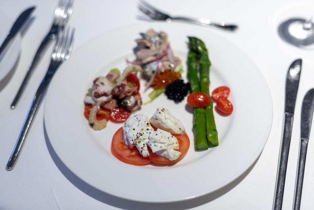 Using the S$100 Dining Credit at LaBrezza  The St. Regis Singapore