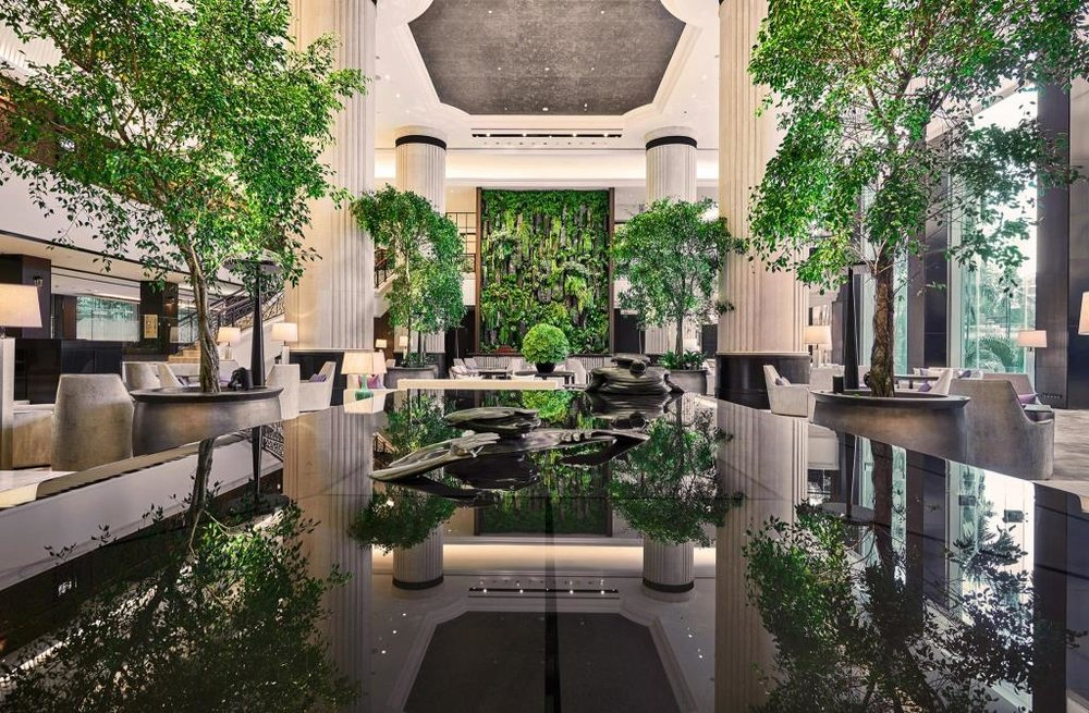 Photo Credit: Shangri-La Hotel, Singapore