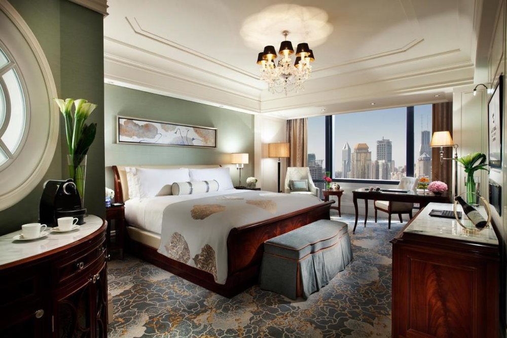 Photo Credit: Waldorf Astoria Beijing