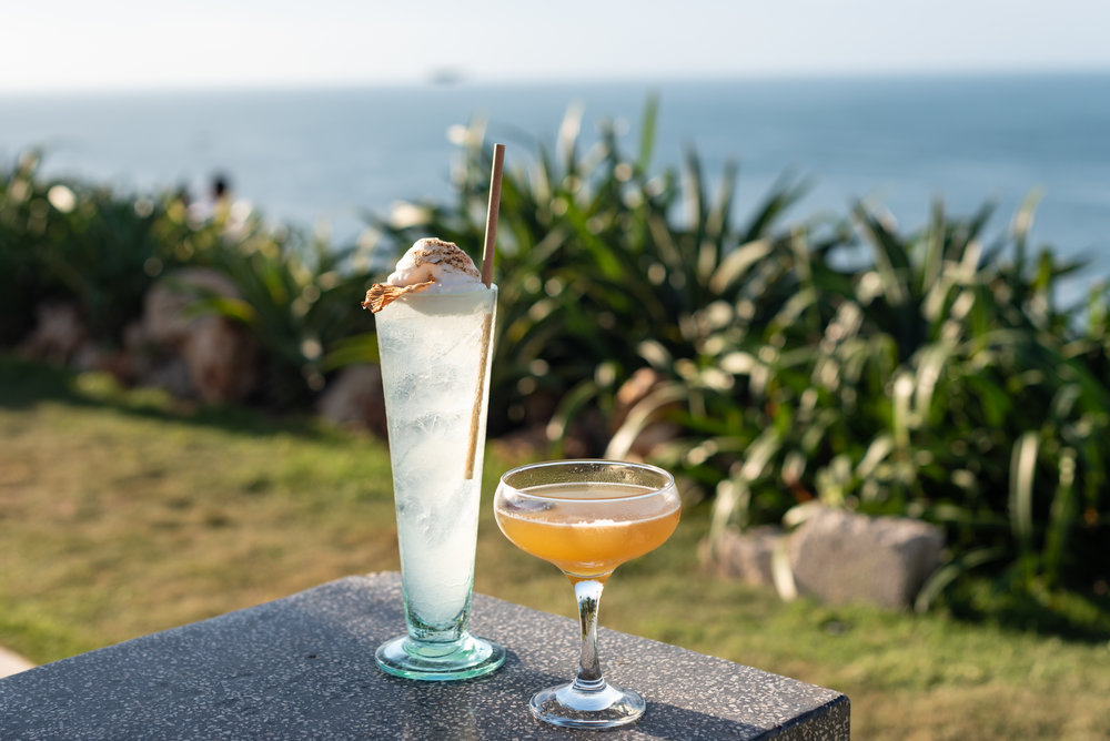 Refreshing Cocktails  Ulu Cliffhouse - Uluwatu, Bali