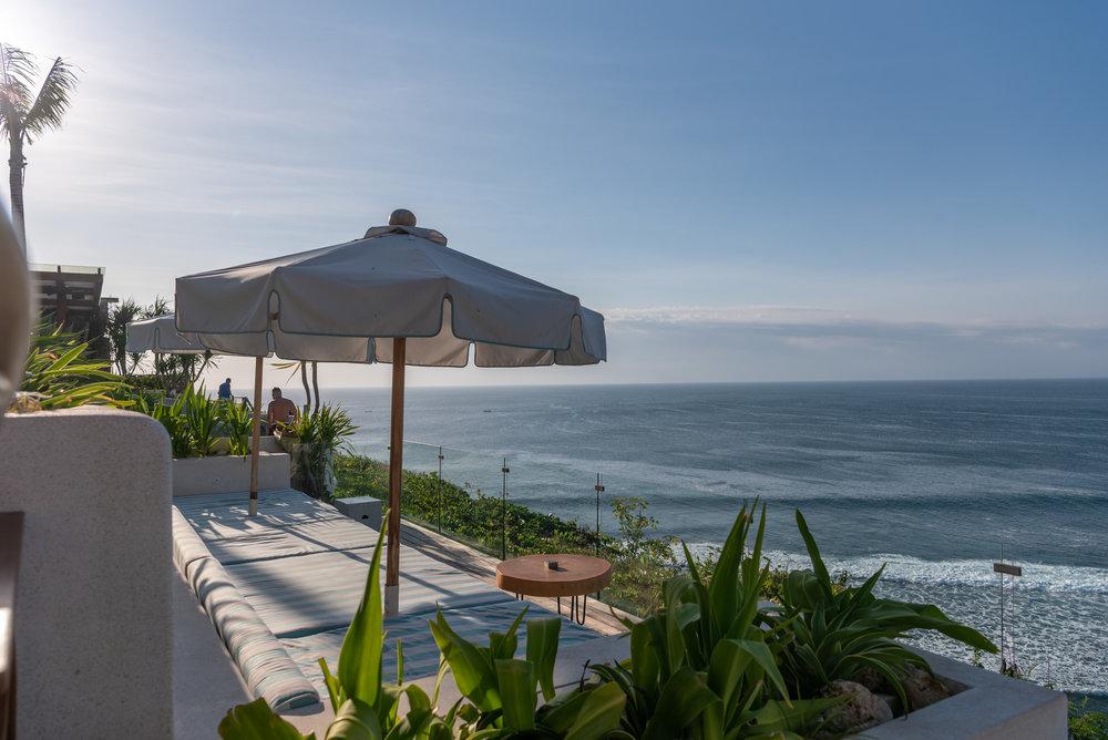 Ocean Deck  Ulu Cliffhouse - Uluwatu, Bali