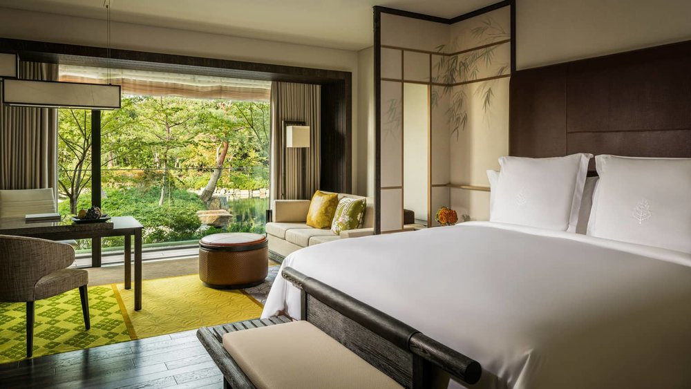 Photo Credit: Four Seasons Hotel Kyoto