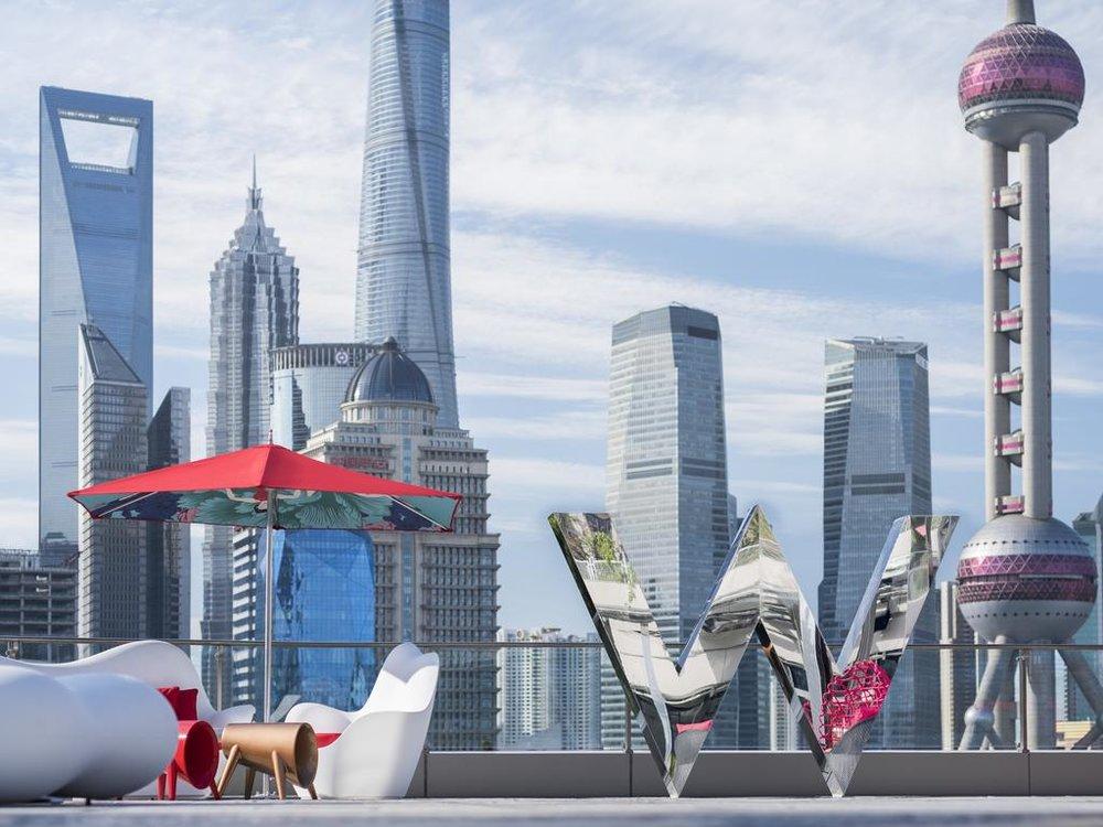 Photo Credit: W Shanghai - The Bund