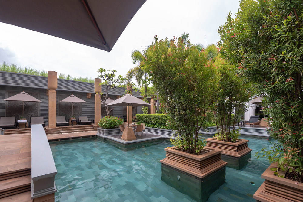 Swimming Pool  Park Hyatt Siem Reap